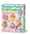 Great Gizmos 4M - Mould & Paint Cupcake (004M3535)